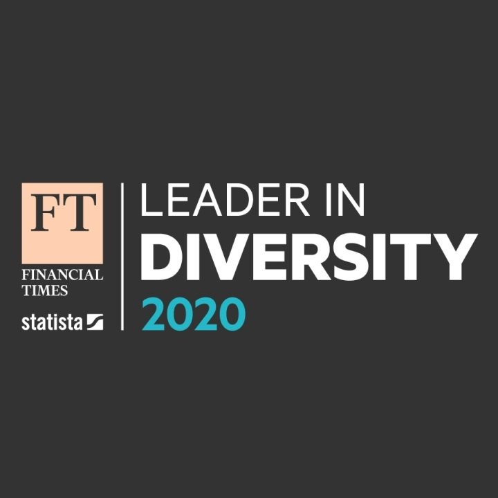 Financial Times Diversity Leaders 2020