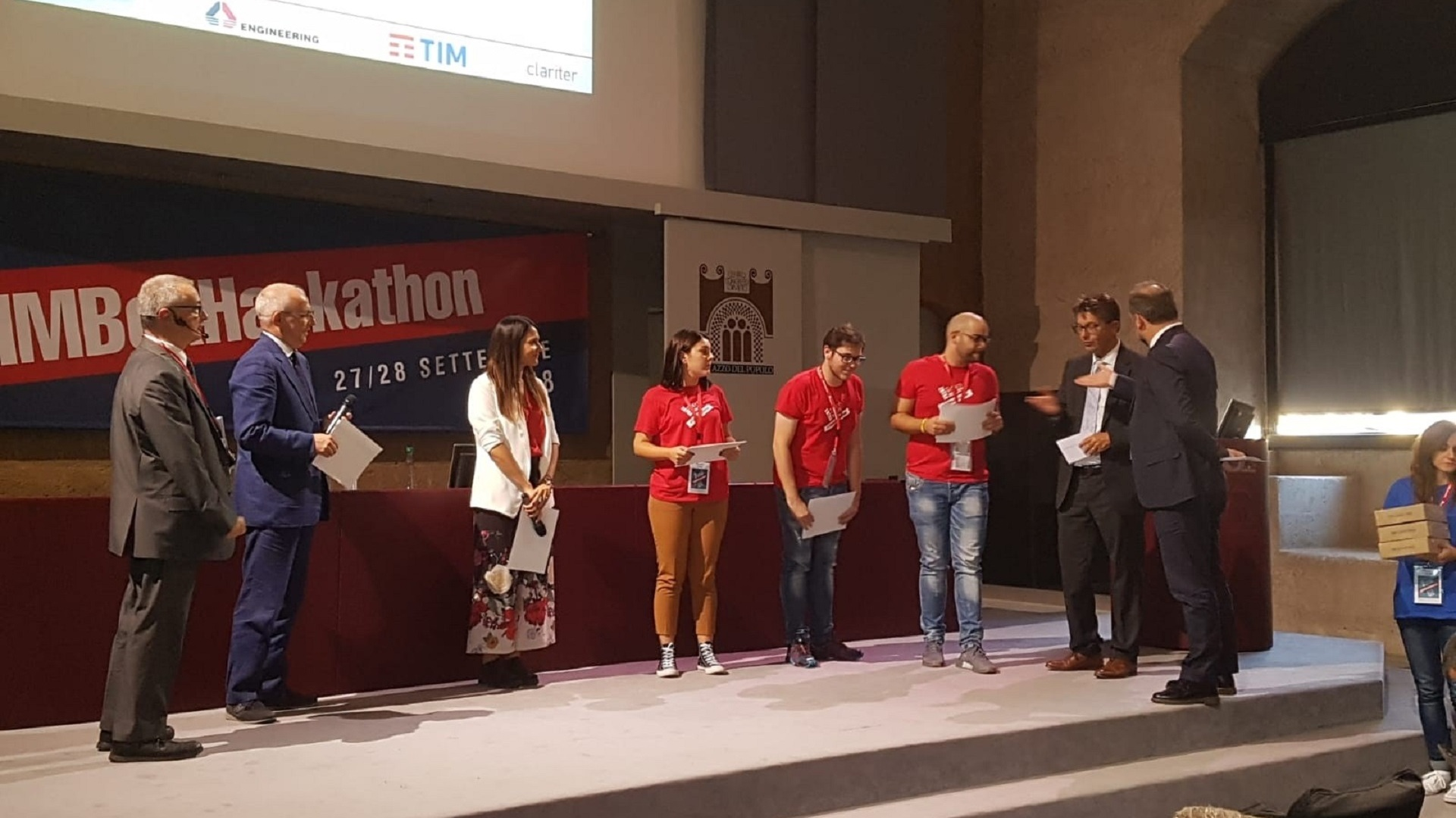 TimReality vince il primo premio al TIM Box Hackathon