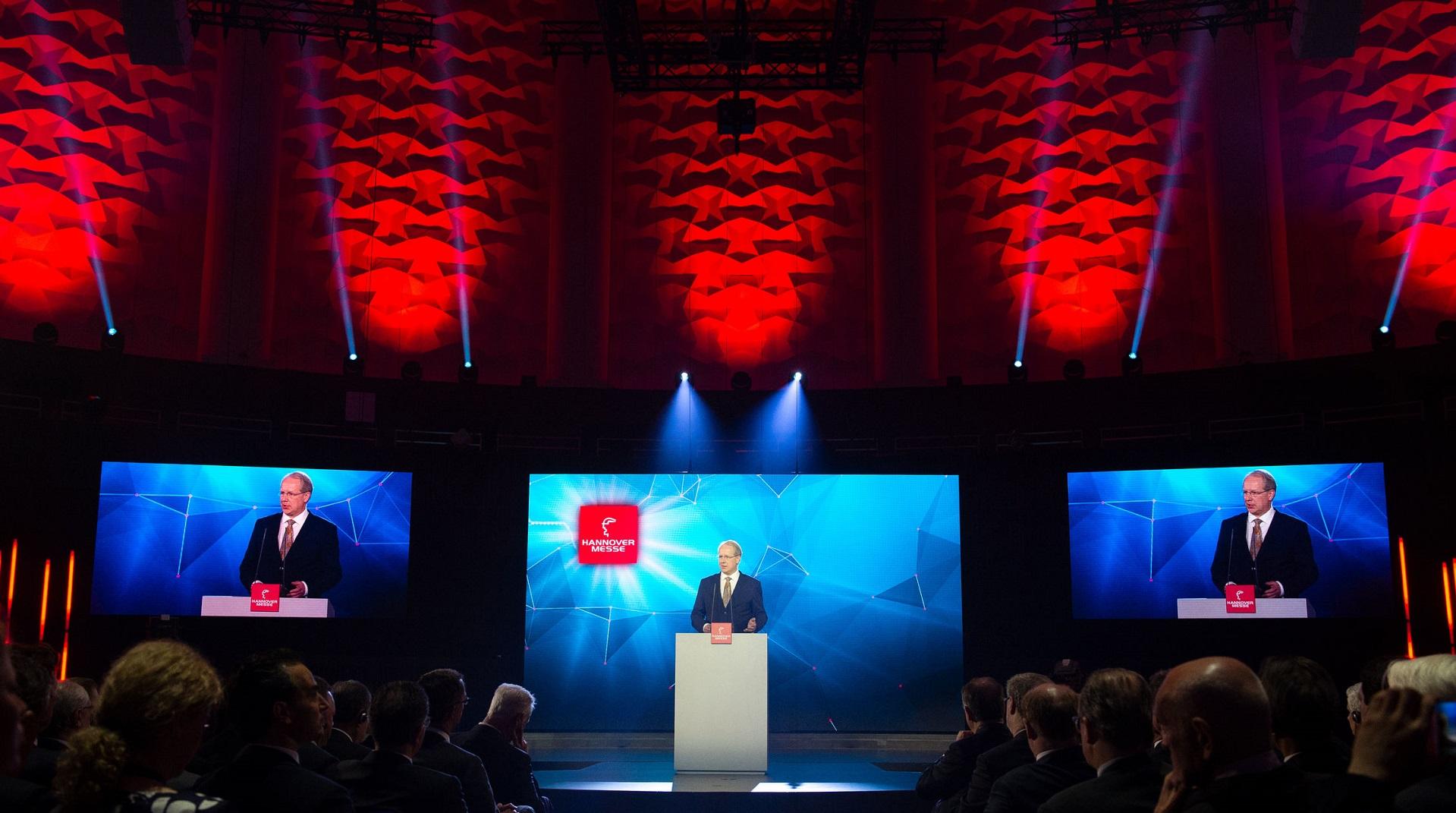 The Industrial Intelligence fair