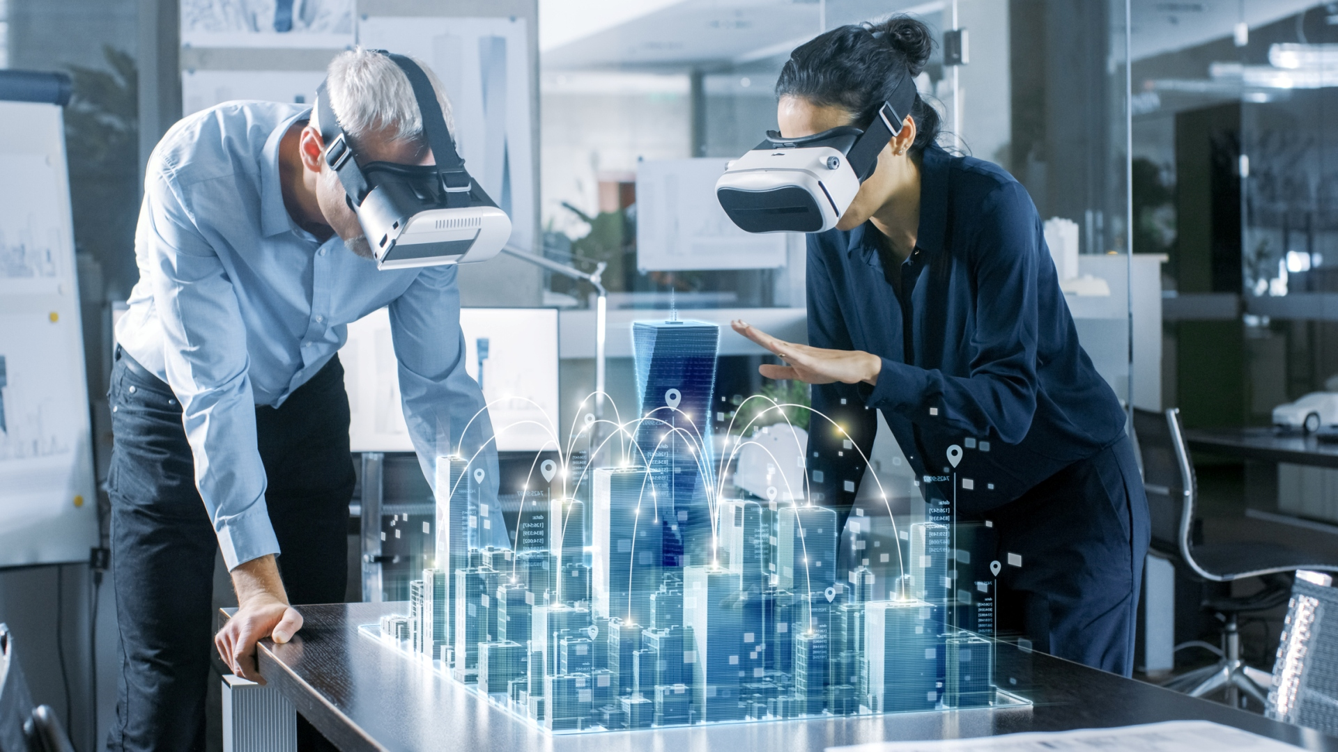 Augmented and Virtual Reality: a new world
