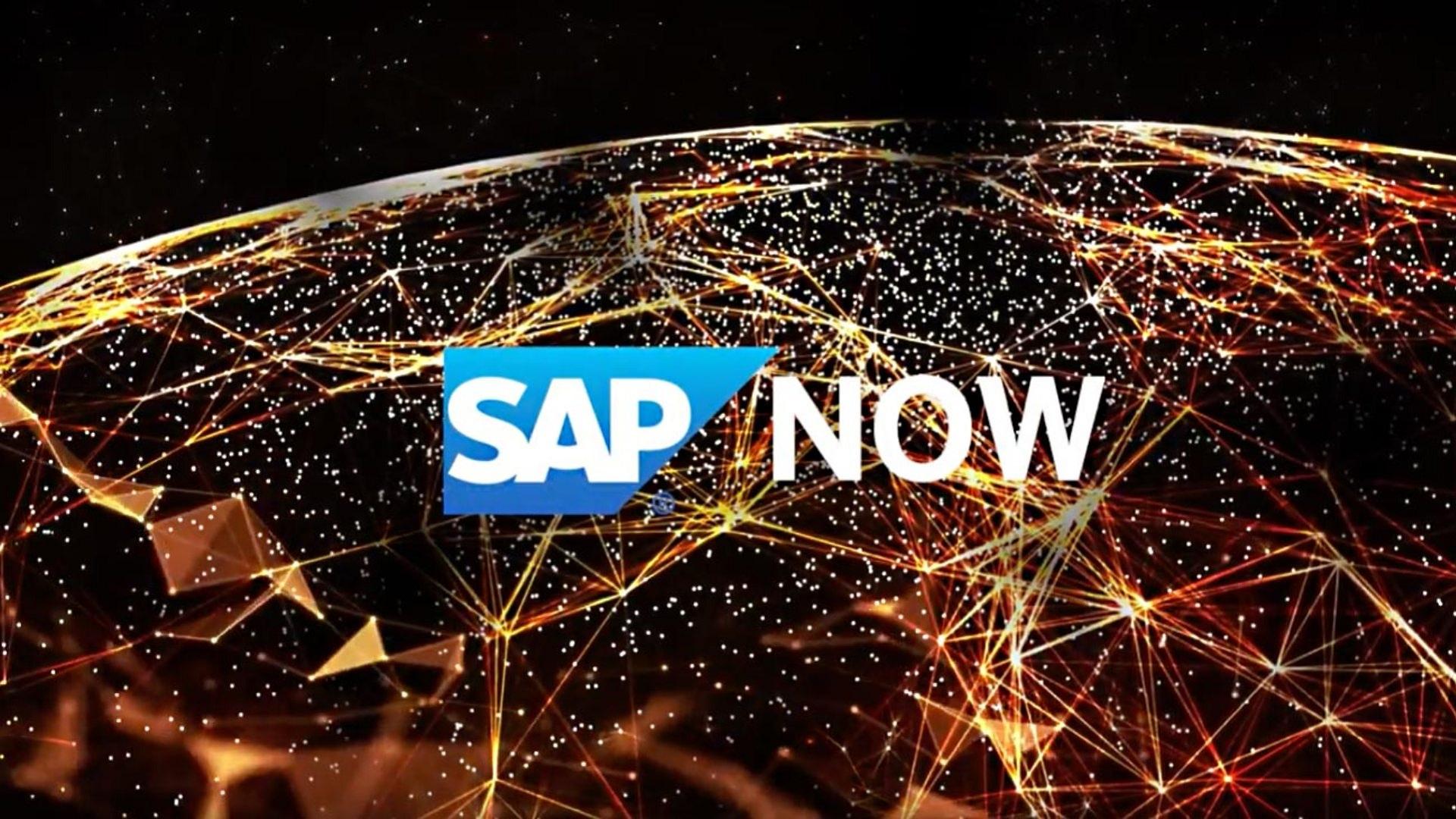 O futuro da Economia da Experiência é o SAP NOW!