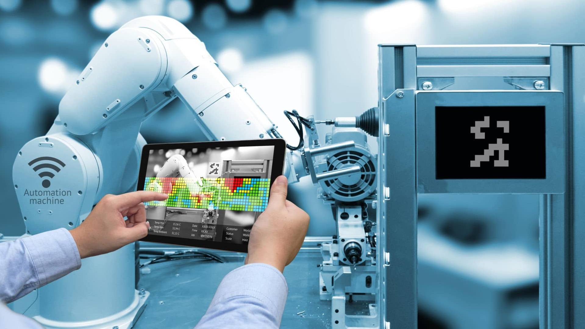 The digital transformation of manufacturing