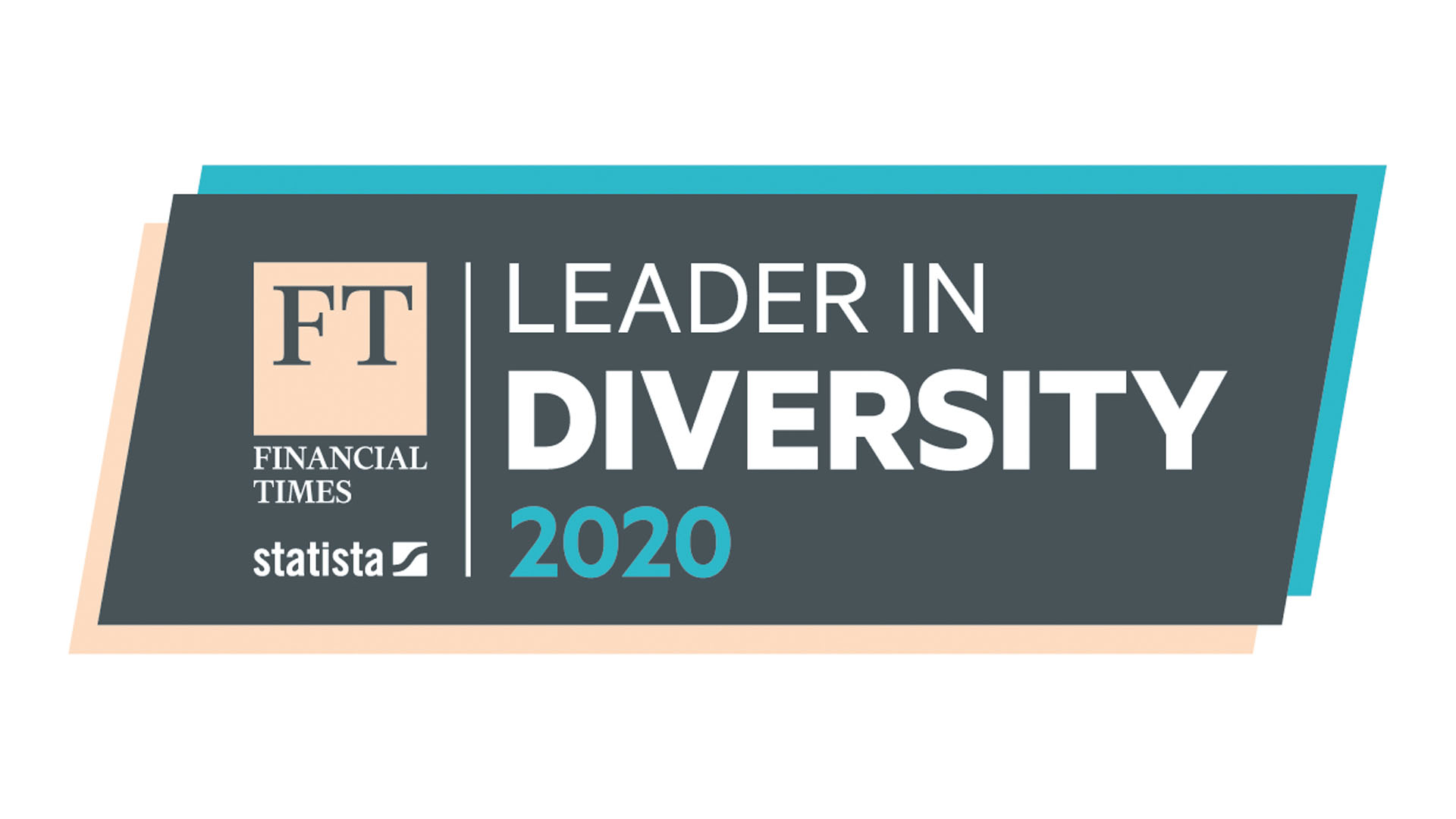 Engineering in the ranking of the Financial Times Diversity Leaders Award 2020