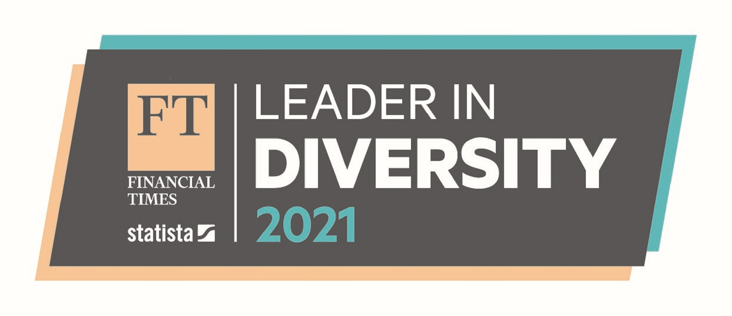 Engineering remains among the Financial Times Diversity Leader for 2021