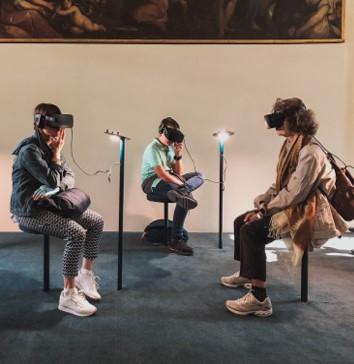 Digital Experience Culture & Tourism Nuove Tecnologie